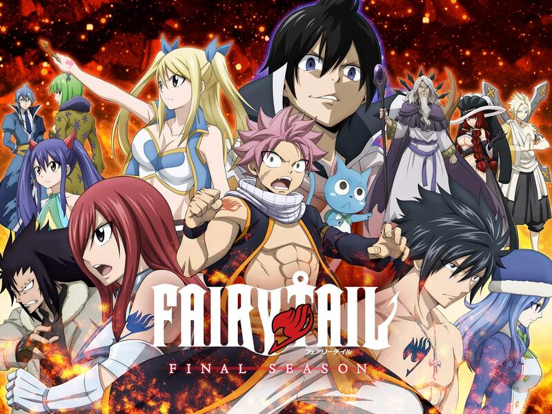 Here is a list of the 10 Strongest Characters in Fairy Tail