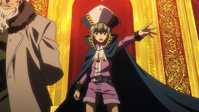 The Emperor Akame ga KILL!