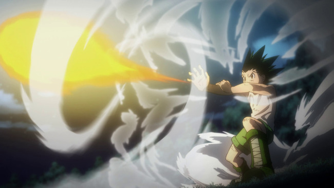 The Strength of Gon