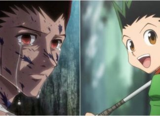 The Interesting Incidents In The life Of Gon