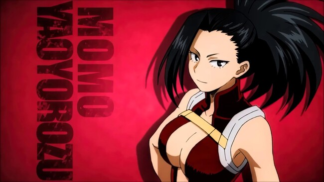 Who Will Momo Yaoyorozu End Up With