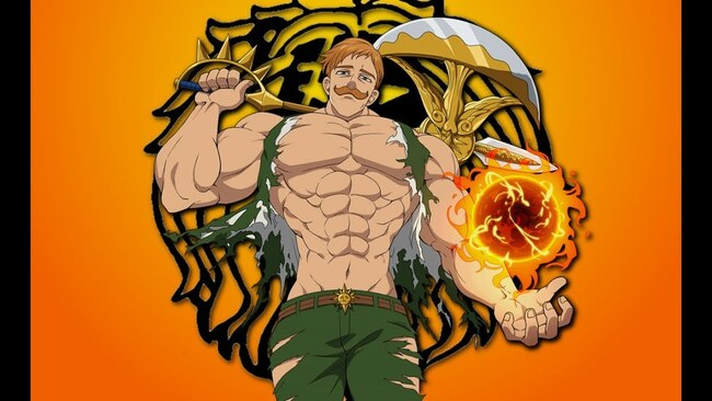 The Lion's Sin of Pride - Escanor