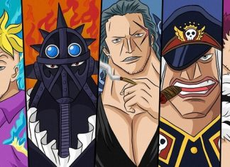 Top 10 Strongest Yonko Commanders In One Piece