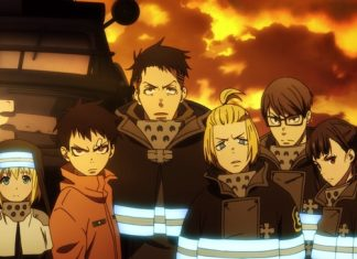 Who Will Shinra End Up With In Fire Force?