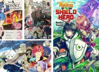 Top 10 must-watch isekai anime and Manga!! 2021